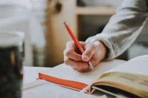 How to let go by journaling